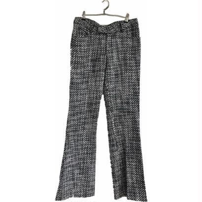 tweed  bell pants