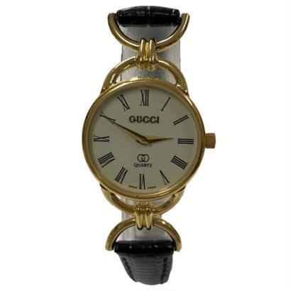 GUCCI logo vintage Watch(No.3198)