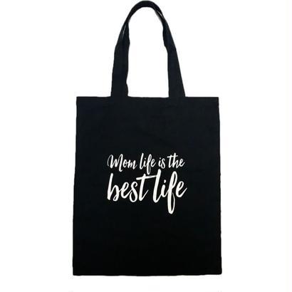design tote bag Black