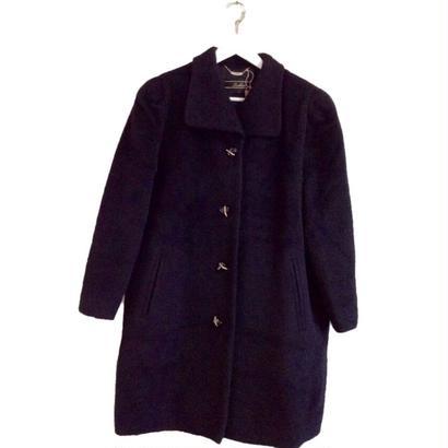 【スペシャルプライス】alpaca fur  coat black