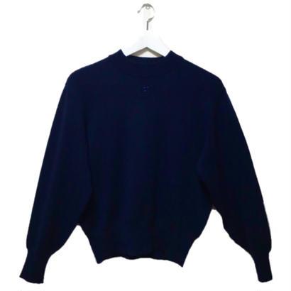 courrèges knit navy