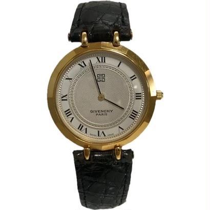 【スペシャルプライス】GIVENCHY leather belt Watch