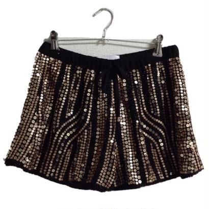 span design short pants