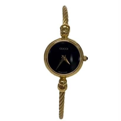 GUCCI bangle vintage watch