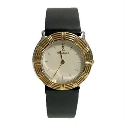【スペシャルプライス】YSL gold flame design Watch