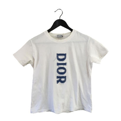 Dior logo design tee