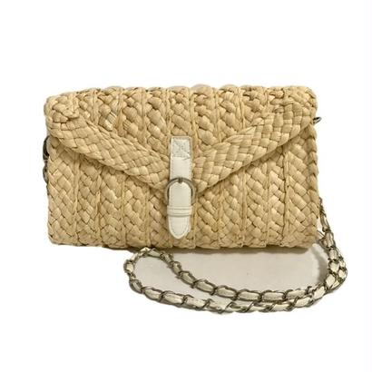 2way basket chain bag