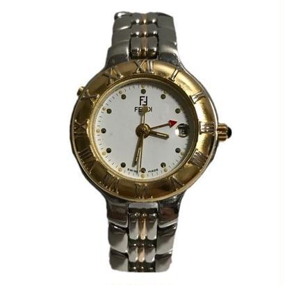 FENDI logo chain Watch