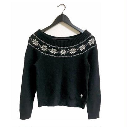 courregese nordic design knit