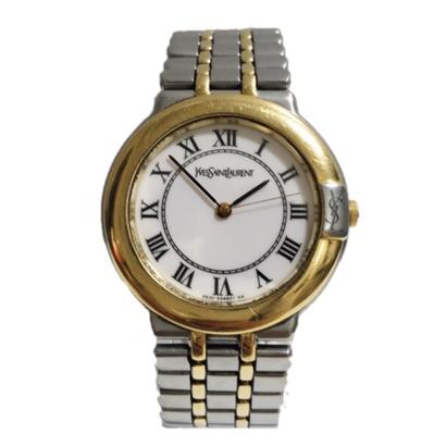 Yves Saint Laurent Watch white