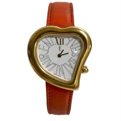 YSL Heart design watch