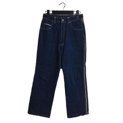 line design  high waist denim