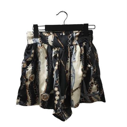 vintage design short pants