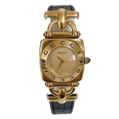 GUCCI square design watch(No.3222)