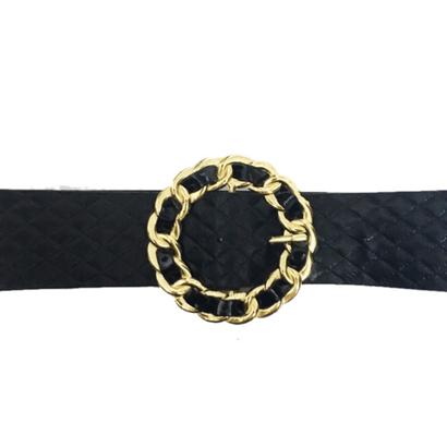 chain quilting belt