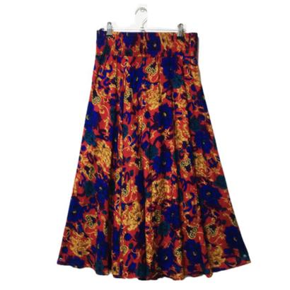 design flower skirt