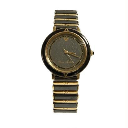 Mario VALENTINO gold chain Watch