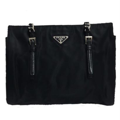 PRADA chain nylon bag
