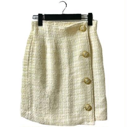 tweed design skirt【スペシャルプライス】