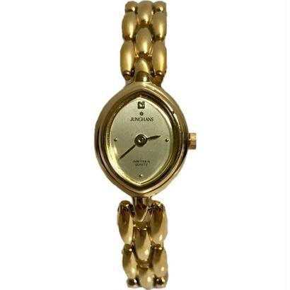 vintage gold design watch