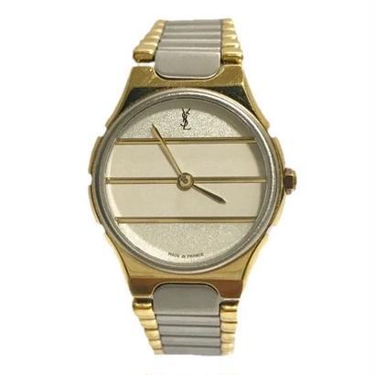 YSL line design Watch