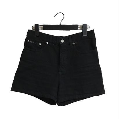 DKNY denim short pants black