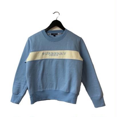 Burberry logo sweat blue (No.3294)