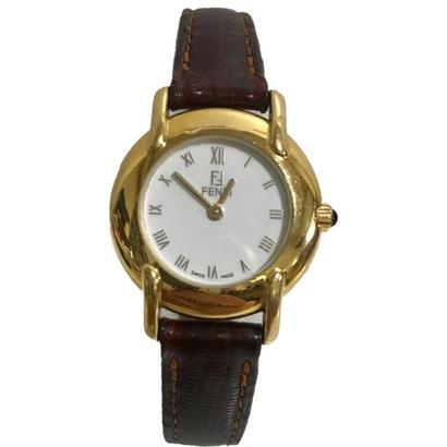FENDI logo design Watch