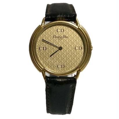 Dior CD logo belt Watch