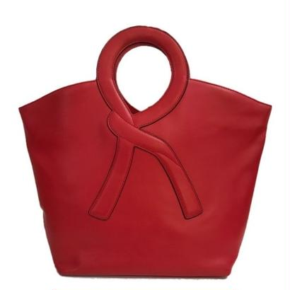 ROBERTA logo bag red