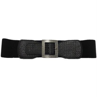 silver studs gom belt