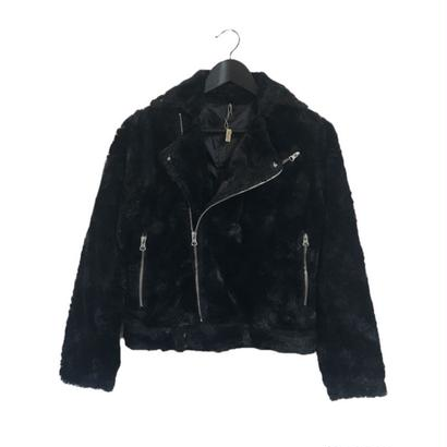 fur riders black