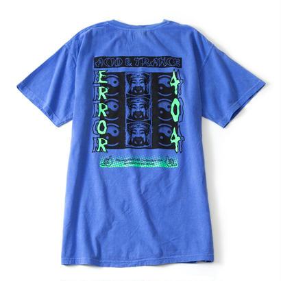 ACID & TRANCE TEE / BLUE
