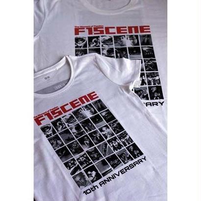 F1SCENE 10th ANNIVERSARY T-shirts