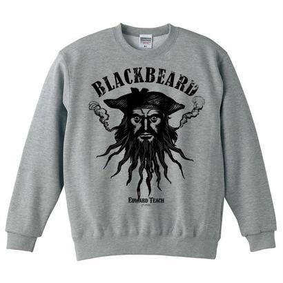 BlackBeard -エドワード・ティーチ- ( スウェット ) ~世界の偉人シリーズ外伝~