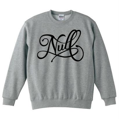 Null logo ( スウェット )