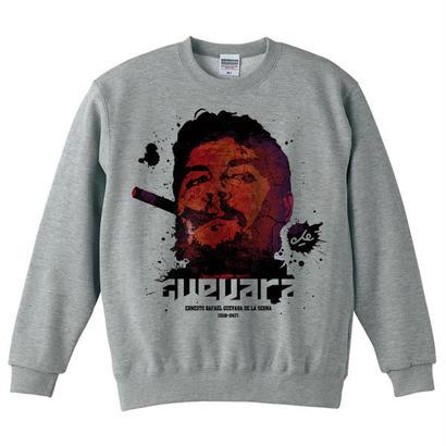 Guevara チェ・ゲバラ  ( スウェット ) ~世界の偉人シリーズ~