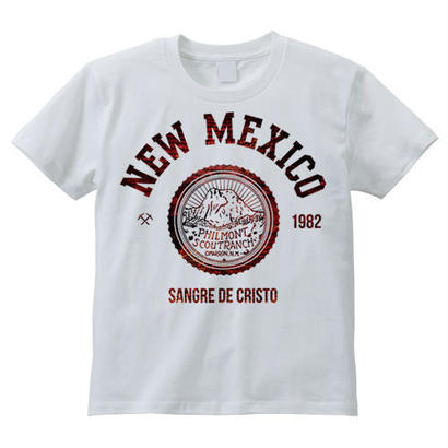 New Mexico / カレッジロゴTシャツ