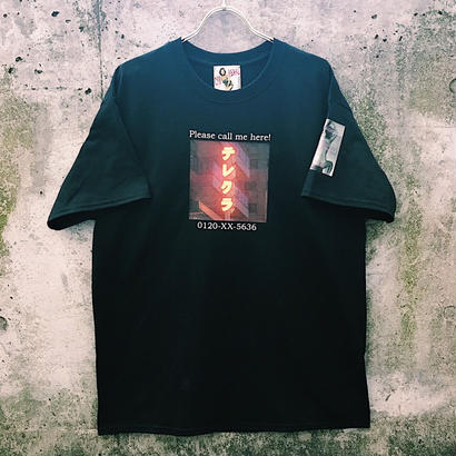 PA30048  Ohpearl Telephone Club Tシャツ