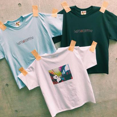 PA30216 しゃかいてきごうしゃTシャツ