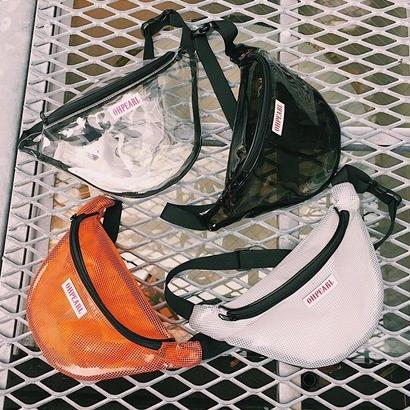 PA30062 OHPEARLリフレクターポイントウエストバッグ