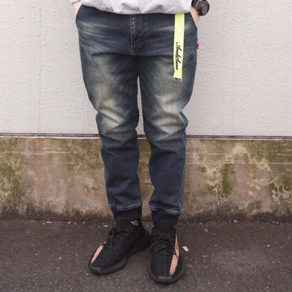 BASIC DENIM JOGGER