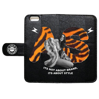 TIGER IPHONE BOOK