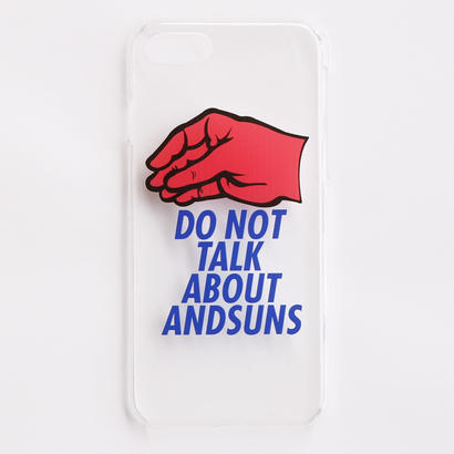 DO NOT TALK IPHONE CASE