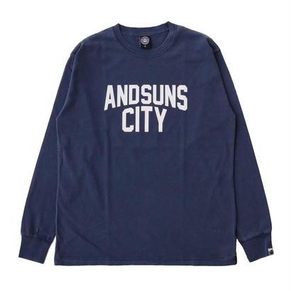 VINTAGE ANDSUNS CITY TEE