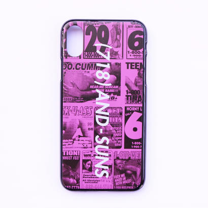 CALL GIRL IPHONE CASE