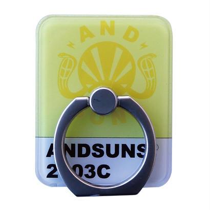 PANTONE SUNS BUNKER RING
