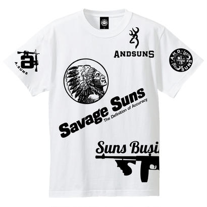 GUN BUSINESS TEE