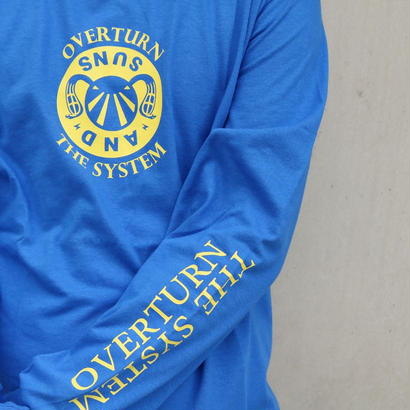 OVERTURN THE SYSTEM TEE