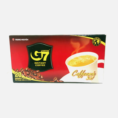 G7CAFE AU LAIT3 in 1 (20pac)